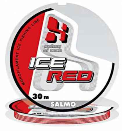 Купить Salmo HI-TECH ICE RED 030/0.15