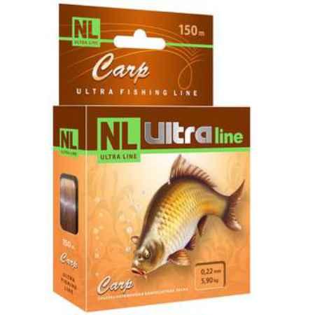 Купить Aqua  NL Ultra carp (Карп) 150m (0,30mm / 8,6kg)
