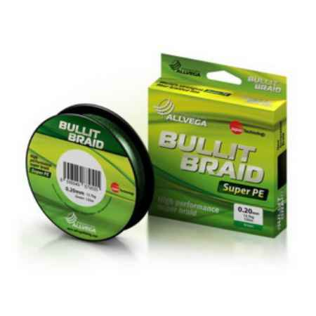Купить Allvega Bullit Braid 135м 0,10