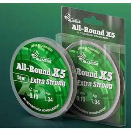 Купить Allvega ALL-ROUND X5 50м 0,25