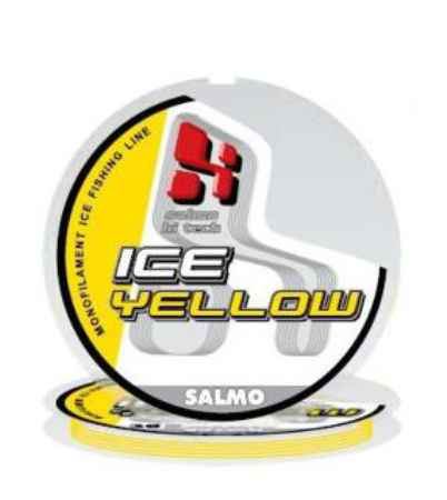 Купить Salmo HI-TECH ICE YELLOW 030/0.15