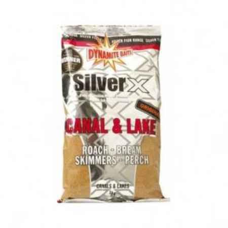 Купить Dynamite Baits  Silver X канал- озеро