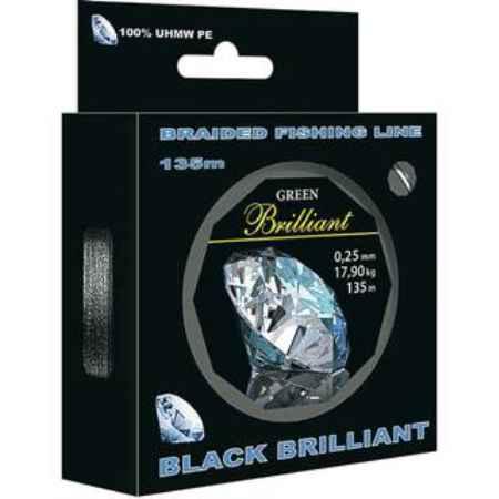 Купить Aqua Black Brilliant 135m (0,20mm/15,70kg)
