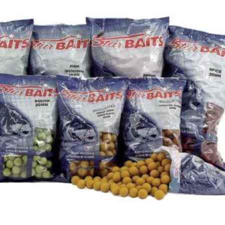 Купить Starbaits Vanilla 20мм 10кг