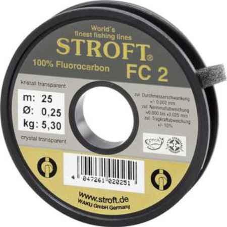 Купить Stroft FC 2 25m (0,250mm /5,3kg)