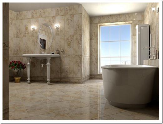 Ремонт в ванной комнате и испанское качество