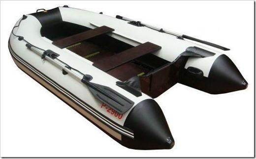 моторно-гребная лодка ривьера 2900 ск