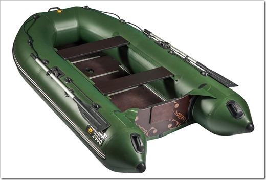 Лодка «Ривьера 2900»