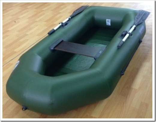 Преимущества лодок Roll-Up