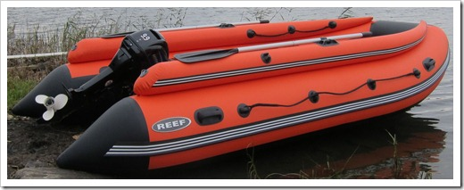 Материалы, которые используются для производства надувных лодок