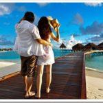 Как провести медовый месяц?