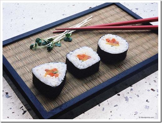 Какая рыба подходит для приготовления суши?