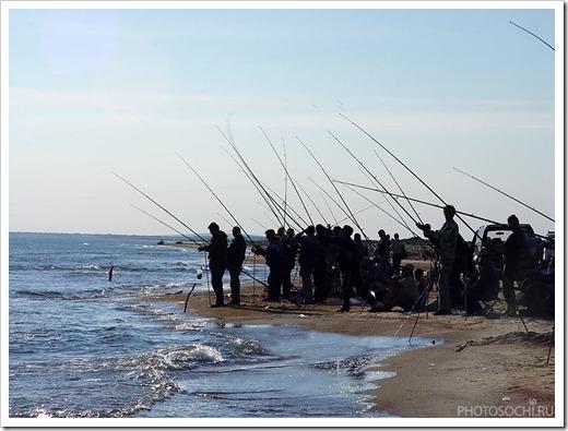 Наиболее привлекательные места с точки зрения рыбной ловли