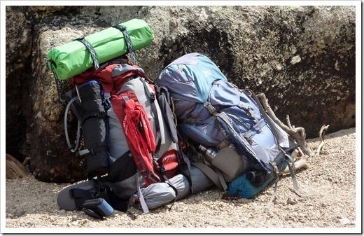 На что обратить внимание при выборе туристического рюкзака?