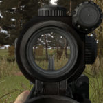 Как пристрелять коллиматорный прицел