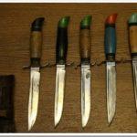 Финский нож своими руками