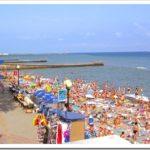 Какой пляж в Сочи: песок или галька?