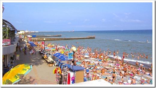 Стоит ли отдыхать на центральных пляжах