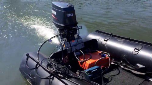 Как обкатать двухтактный лодочный мотор