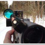 Как выбрать охотничий прицел?