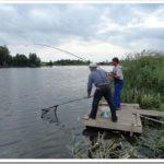 Как организовать платную рыбалку?