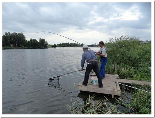 С чего рекомендуется организовать платную рыбалку?