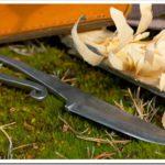Кованые ножи в различных модификациях: модели для охоты и для быта