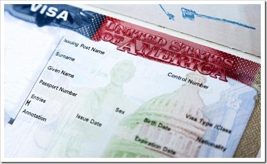 4 шага для оформления визы в США