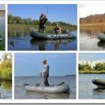 Какую резиновую лодка лучше выбрать для рыбалки
