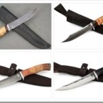 Нож для рыбака— какой выбрать