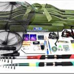Какие нужны снасти и снаряжение для рыбалки