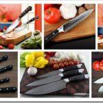 Как выбрать хороший кухонный нож и какие бывают виды