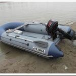 Как выбрать надувную лодку ПВХ и их виды