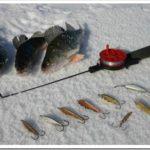 Какие снасти нужны для зимней рыбалки?