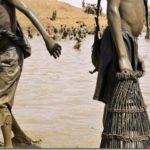 Как ловят рыбу в Африке?