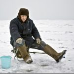 Зимняя одежда для рыбалки