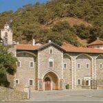 Где находится Киккский монастырь на Кипре и чем он известен